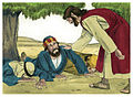 Gospel of Matthew Chapter 17-6 (Bible Illustrations by Sweet Media).jpg