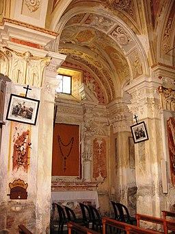 Gottasecca. Santuario Della Madonna Assunta Interno3