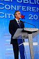 Governor of Florida Jeb Bush at Southern Republican Leadership Conference, Oklahoma City, OK May 2015 by Michael Vadon 09.jpg