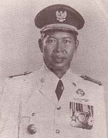 Governor of West Kalimantan Kol. Kadarusno.jpg