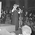 Grand Gala du Disque , Renata Tebaldi bedankt publiek, Bestanddeelnr 914-3533.jpg