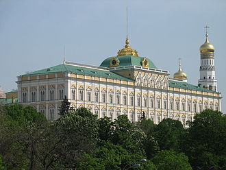1849 in Russia - Grand Kremlin Palace