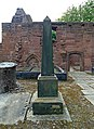 Grave of Martha Acheson, Birkenhead Priory.jpg
