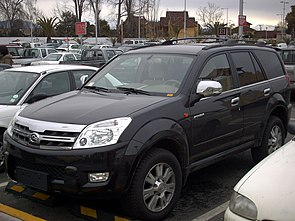 Great Wall Hover — Википедия 53976b09fb5
