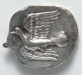 Greece, Peloponnesus, 4th century BC - Drachma- Flying Dove (reverse) - 1917.979.b - Cleveland Museum of Art.tif
