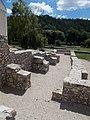 Greek nunnery remains in Veszprémvölgy, 2016 Hungary.jpg