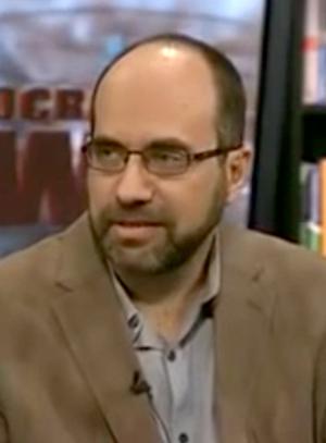Venezuelanalysis - Gregory Wilpert, founder of Venezuelanalysis.com
