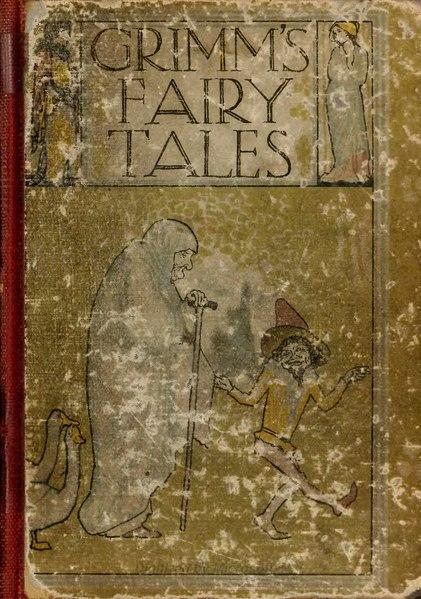 File:Grimm's Fairy Tales.djvu
