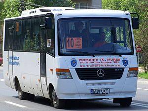 Grivița (vehicle manufacturer) - Image: Grivbus G07