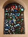 Groesbeek (NL) De Horst, Goddelijk Hart van Jezuskerk glasinloodraam (02).JPG