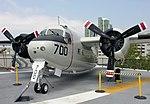 Grumman C-1A Trader, Midway Museum, San Diego, California.jpg