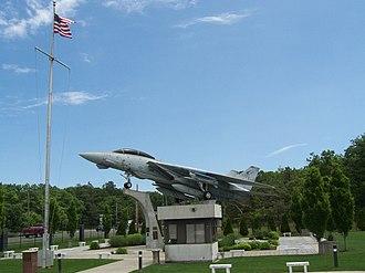 Grumman - F-14 Tomcat at Grumman Memorial Park, Calverton, New York