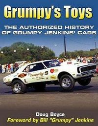 Grumpy's Toys cover