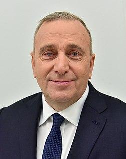 Grzegorz Schetyna Polish politician