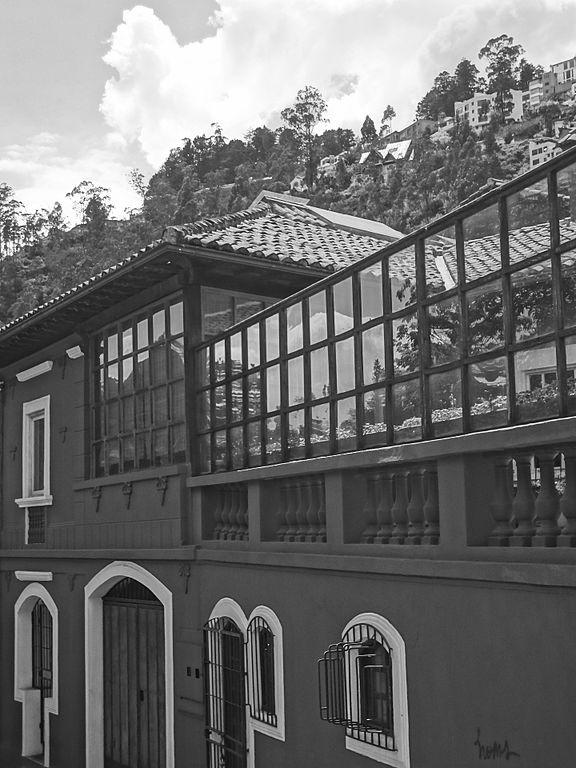 Really Nice Mansions Of File Gu Pulo A Very Nice House Jpg Wikipedia