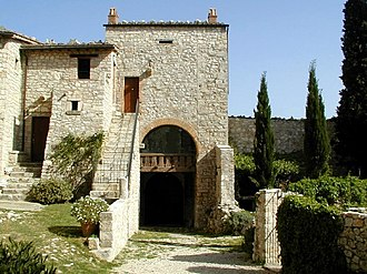 Guardea - Image: Guardea Castello