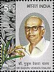 Guduru Venkatachalam 2010 stamp of India.jpg