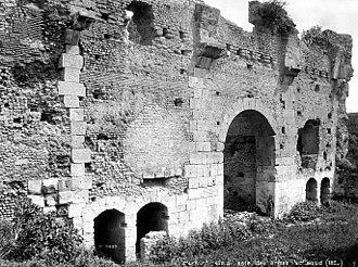 "Calama (Numidia) - Roman ""Thermae"" of Calama"