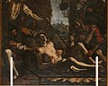 Guercino, martirio di san lorenzo, 1629, 03.jpg