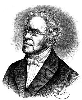 Gustav Friedrich Waagen German art historian