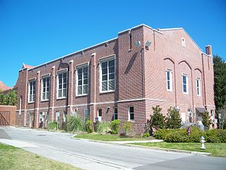 University of Florida College of Education - Norman Gym