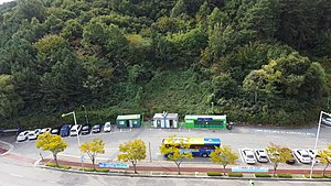 Gyeryong(Geumam) Intercity Bus Stop.jpg