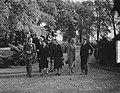 H. M. ontvangt Lord Ismay op Raaphorst te Wassenaar, Bestanddeelnr 905-3773.jpg