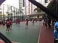 HK Causeway Bay 摩頓臺 Moreton Terrace Playground Valley ball Team Feb-2012.jpg