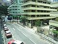 HK Chai Wan MTR Station view Factory Estate 03 facade Kut Shing Street Sept-2012 Man Foong Industrial Building.JPG