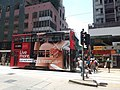 HK SYP Sai Ying Pun Des Voeux Road West August 2018 SSG 02 Tram body 116 ads DBS 龍豐閣 Lung Fung Court.jpg