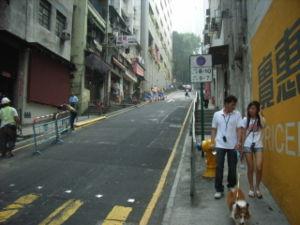 Eastern Street (Hong Kong) - Eastern Street in HK island