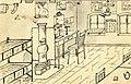 HUA-13887-Interieur van de bomvrije kazerne op Fort Hoofddijk te De Bilt het telegraafkantoor met inrichtingNB Later is het gedeelte grondgebied met Fort Hoofdd.jpg
