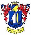 Huy hiệu của Birján