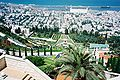 Haifa's Bahai garden, view from above.jpg