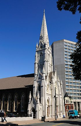 Image illustrative de l'article Basilique-cathédrale Sainte-Marie de Halifax
