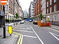 Hallam Street from New Cavendish Street (south) - panoramio.jpg