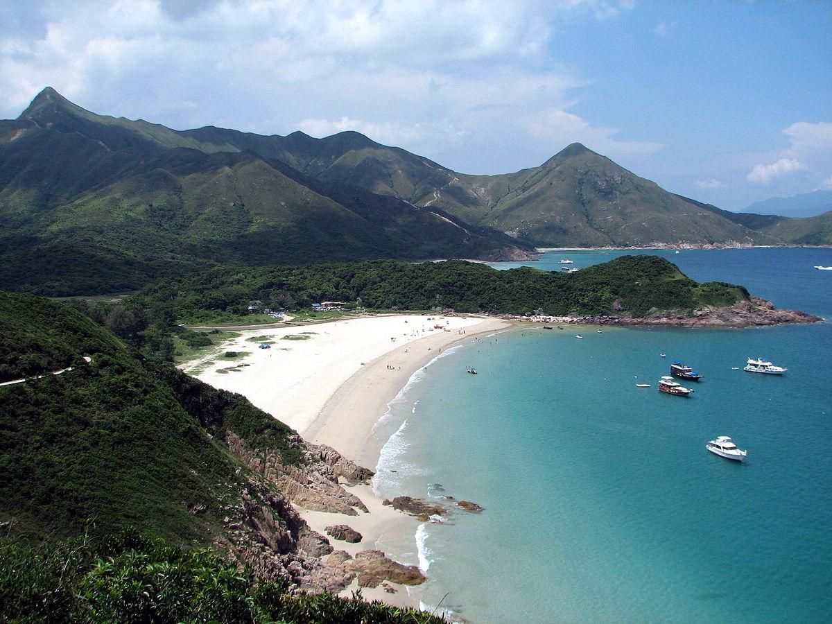 Beaches Near Tsuen Wan