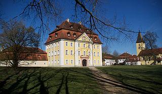 Kümmersbruck Place in Bavaria, Germany
