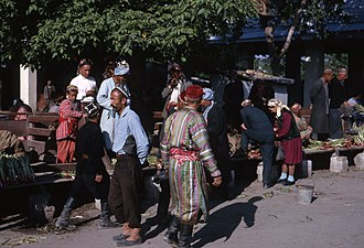 Soviet Tajikistan in 1964 Hammond Slides Central Asia Unlabeled 15.jpg