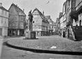 Hanau Altstadt - Altstädter Markt nach Norden (ca. 1928-1940).png