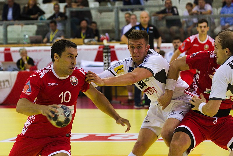 Datei:Handball-WM-Qualifikation AUT-BLR 064.jpg