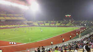 Hang Jebat Stadium during a football match.jpg