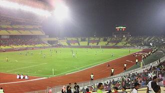 Melaka United - Hang Jebat Stadium