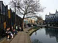 Hanging out by the canal - geograph.org.uk - 673701.jpg