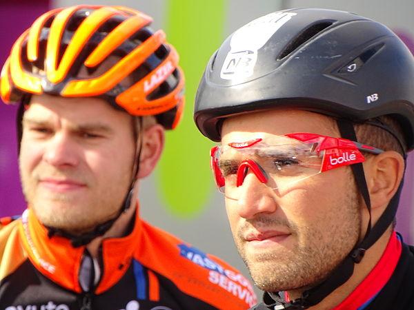 Harelbeke - E3 Harelbeke, 27 maart 2015 (E45, E3 Sprint Challenge).JPG