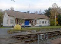 Harjavallan juna-asema Finland.jpg