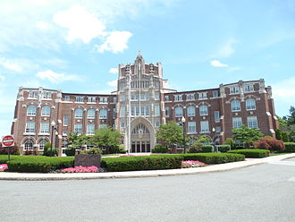 Providence College - Harkins Hall