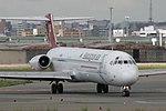 HarlequinAir MD-81 fukuoka 20041003113216.jpg