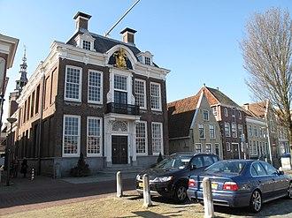 Harlingen, Netherlands - Image: Harlingen, stadhuis foto 1 2010 04 17 10.41
