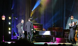 Harry Connick Jr. - Harry Connick Junior in concert, Savannah, Georgia, February 27, 2007